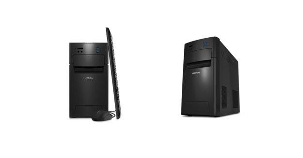 ALDI-PC: Multimedia-Rechner Medion Akoya P2120 D (MD 8836) ab 17. März für 499 Euro