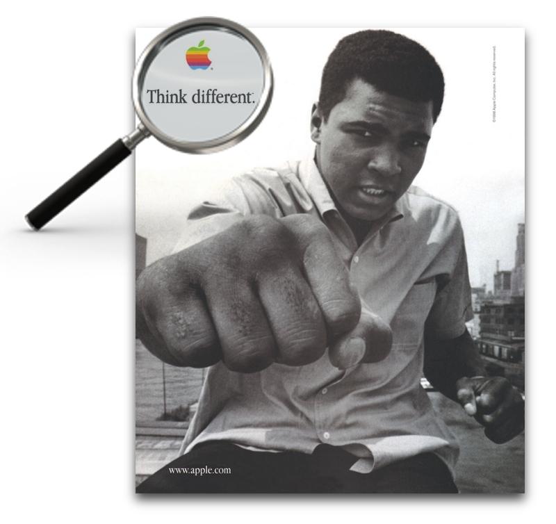 40 Jahre Apple: Die Apple Garamond – berühmte Markenschrift
