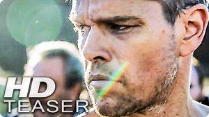 JASON BOURNE Teaser Trailer German Deutsch (2016)