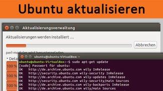 Ubuntu aktualisieren – So geht's