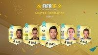 FIFA 16: Winter Upgrades für Ultimate Team