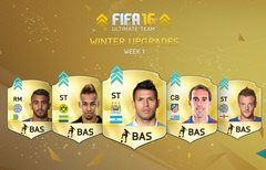 FIFA 16: Winter Upgrades für...