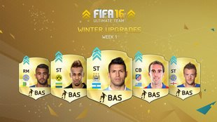 FIFA 16: Winter Upgrades für Ultimate Team