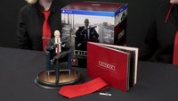 Hitman: Hier seht ihr die schicke Collector's Edition im Unboxing-Video