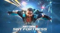 Just Cause 3: Seht hier den explosiven Trailer zum neuen Sky Fortress-DLC