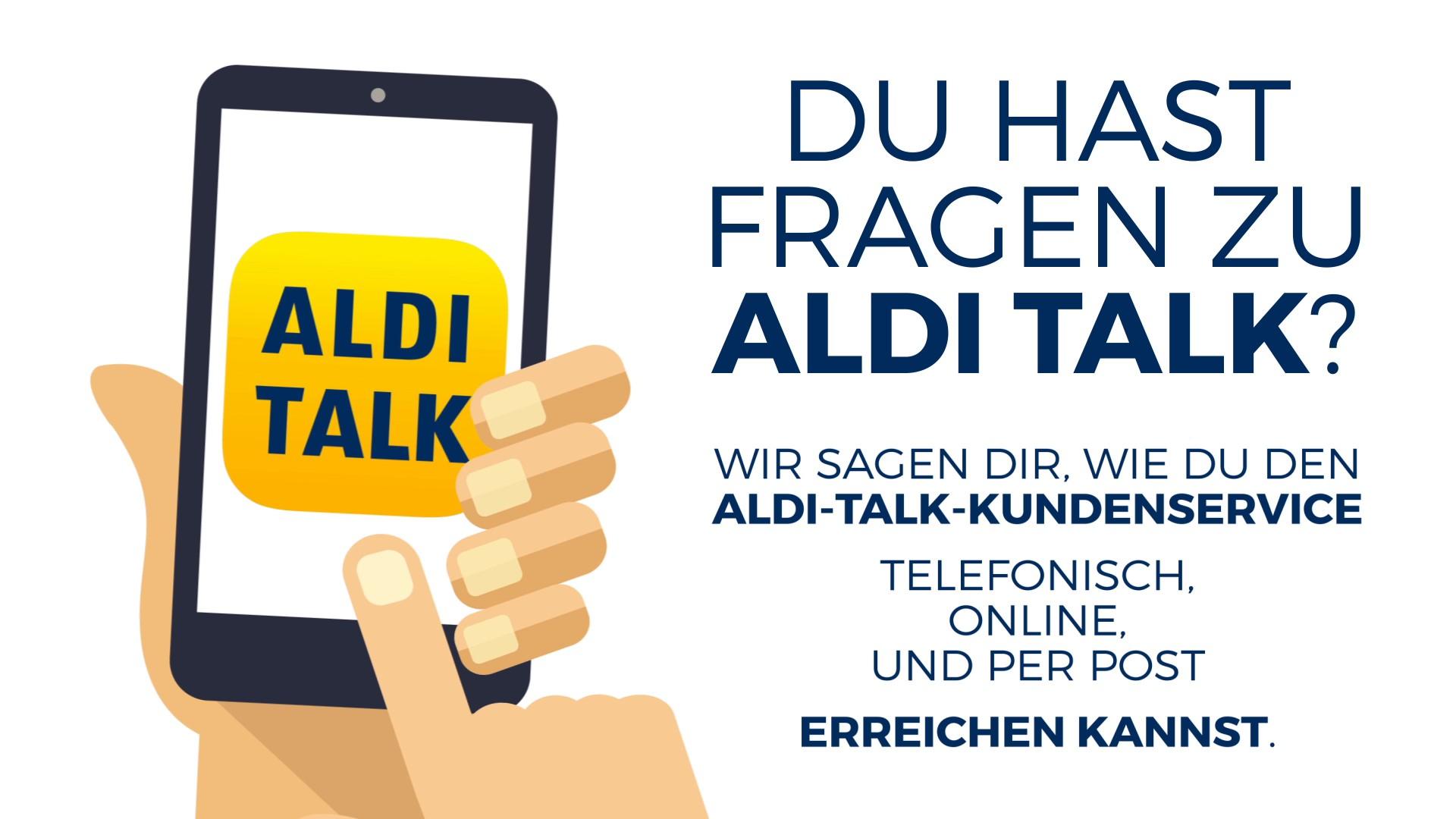Aldi Talk Sim Karte Entsperren.Hilfe Und Tipps Beim Aldi Talk Kundenservice