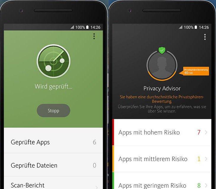 Virenscanner unter Android sind nicht so sinnvoll wie man vielleicht denkt.