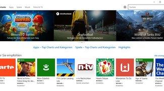 Microsoft bringt Desktop-Programme in den Windows Store