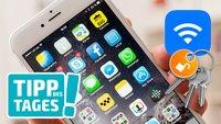 iPhone: WLAN-Passwort anzeigen, so gehts
