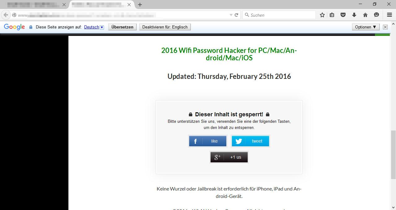 Teil 2: iPhone WLAN Passwort anzeigen – auf dem Mac