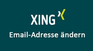 XING: Email-Adresse ändern – So geht's