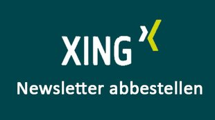 XING-Newsletter abbestellen – So klappt's