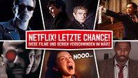 Netflix: Diese Filme gab es mal im Programm
