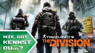Wie gut kennst du The Division? (Quiz)