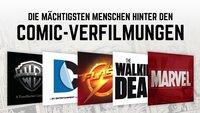 Das Geschäft mit den Comic-Verfilmungen: Das sind die 10 mächtigsten Männer und Frauen der gesamten Branche