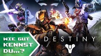 Wie gut kennst du Destiny? (Quiz)