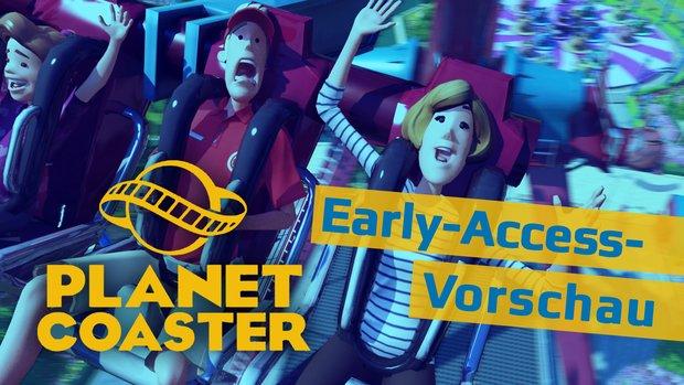 Planet Coaster in der Vorschau: Die neue Sandbox für RollerCoaster-Fans