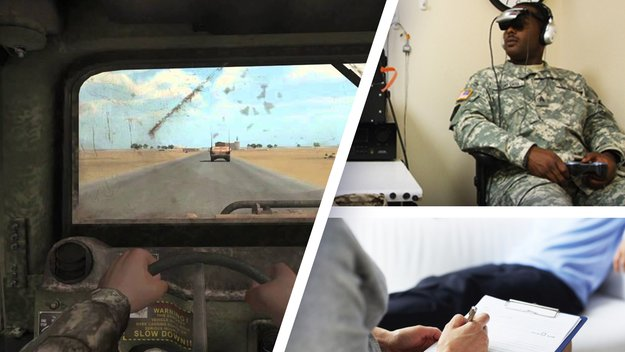 Virtual Reality: Wie Oculus Rift und Co. gegen psychische Krankheiten helfen könnten