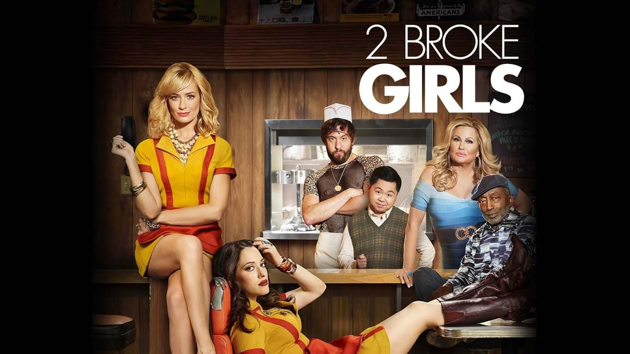 Two Broke Girls Staffel 6