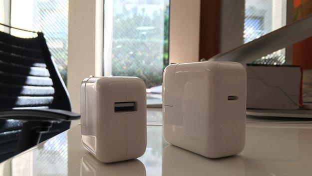 """iPad Pro 12,9"""": Deutlich beschleunigtes Laden dank 29W USB-C Netzteil"""