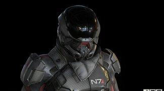 Mass Effect Andromeda: Sind das Bilder des neuen Shepards?