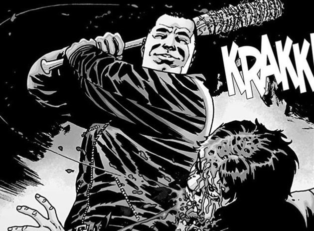 the Walking Dead Comic Glenn wird umgebracht