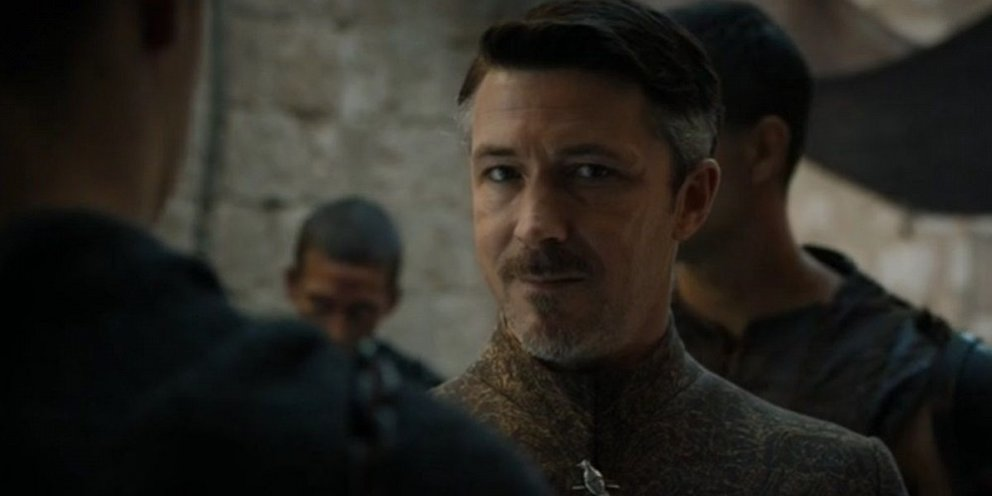 "Lord Baelish aus ""Game of Thrones"""