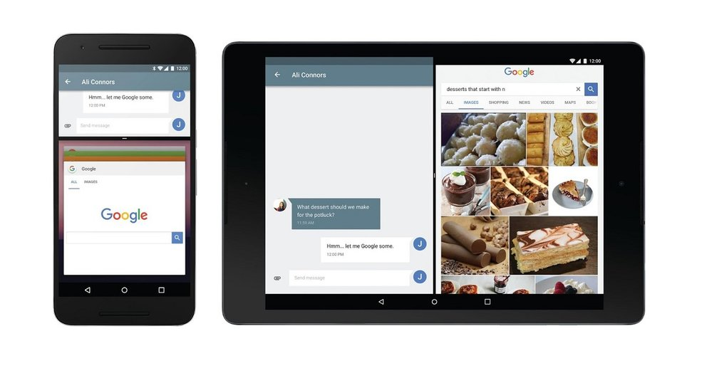 Android N Preview Smartphone Tablet
