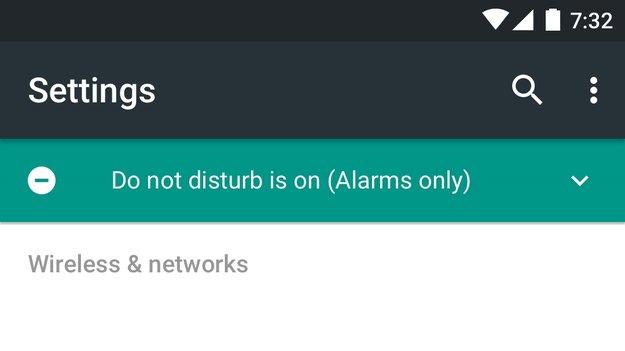 Android N: So sehen die neuen Systemeinstellungen aus