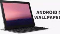 Android N: Download des neuen Wallpaper in voller Auflösung