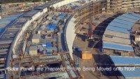 Apple Campus 2 aus der Luft: März-Update zeigt Fortschritte in Cupertino [Video]