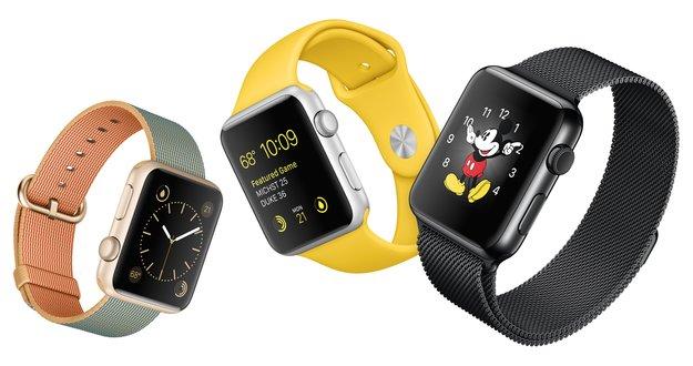 Apple Watch verliert massiv Marktanteile –bleibt aber auf Platz1