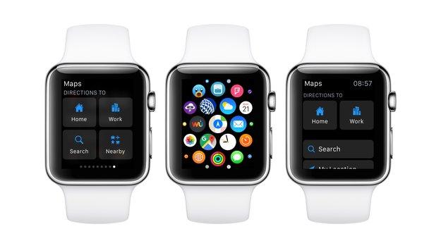 Apple Watch 2 angeblich mit Mobilfunk- und GPS-Chip
