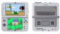 Nintendo bringt SNES-Spiele auf den New 3DS – und enthüllt das passende Modell