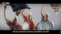 Jan Böhmermann: Be Deutsch - Neuer YouTube-Clip mit Hit-Potential