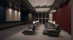 Beamer-Leinwand – der richtige Hintergrund für das Kino-Feeling