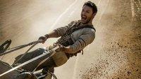 Actiongeladener erster Trailer schleudert Ben Hur ins 21. Jahrhundert