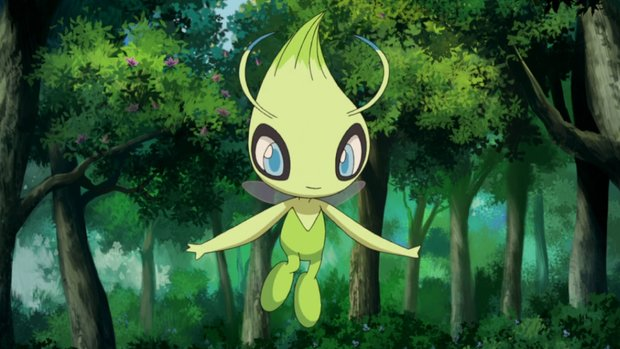 Pokémon: Holt euch ab sofort kostenlos das mysteriöse Celebi