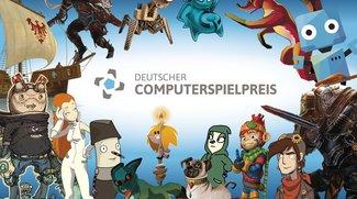 Deutscher Computerspielpreis: Die Wahl zum Publikums-Award hat begonnen