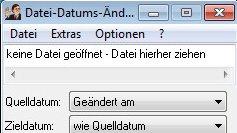 Datei-Datums-Änderer Download