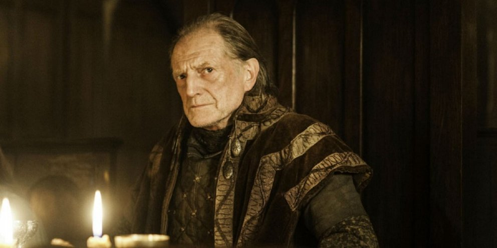 Walder Frey in Game of Thrones