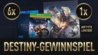 Destiny: Gewinnt das Spiel und einen signierten Kunstdruck, von dem es weltweit nur 9 Stück gibt!