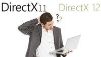 Welche DirectX-Version ist installiert? So findet ihr es unter Windows 10, 8 & 7 heraus
