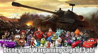E3 2016: Auch Disney und Wargaming werden fehlen