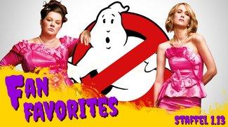 Sexistische Ghostbusters, fette Kung Fu Pandas und die versoffene 13 - Fan Favorites 1.13