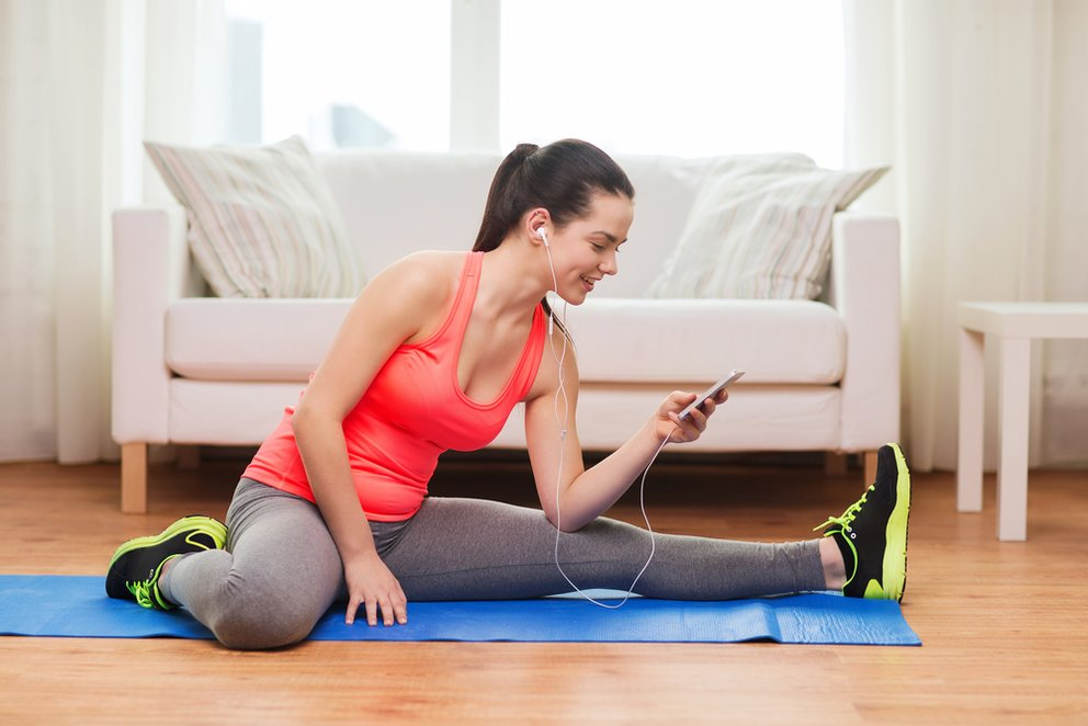 Apps für Fitness zuhause – Fit werden ohne rauszugehen – GIGA