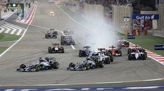 Formel 1 heute im Live-Stream: Bahrain-GP bei RTL live verfolgen