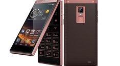 Gionee W909: Neues Klapp-Handy mit zwei 720p-Displays und 4 GB RAM