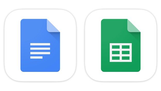 Halbe Sachen: Google Docs und Tabellen kommen aufs iPad Pro, können aber kein iOS-9-Multitasking