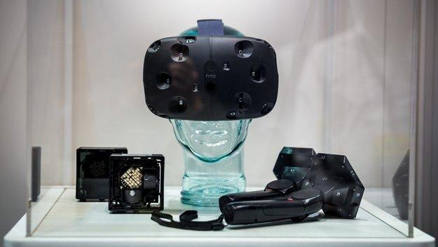 HTC Vive: HTC gibt ein Update zu den Lieferverzögerungen des VR-Headsets